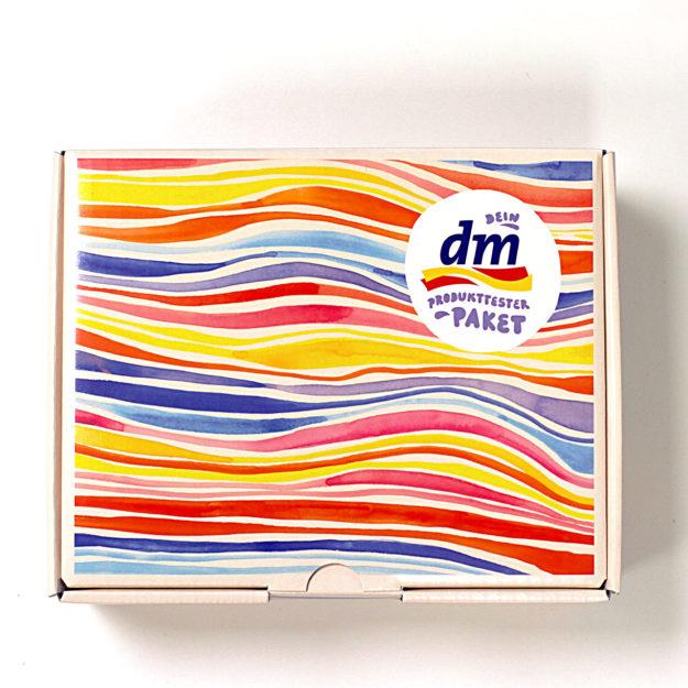 Verpackungsdesign für dm-drogerie markt